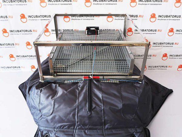 ТГБ-140 БИО металлический на 140 яиц