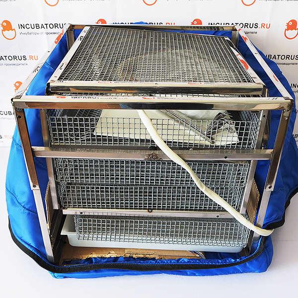 ТГБ-280 БИО металлический на 280 яиц
