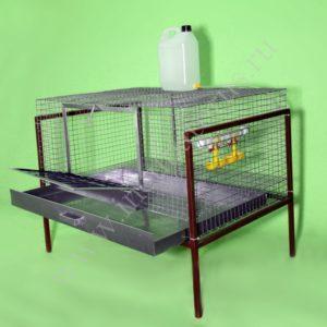 Клетка для кур-несушек на 10-15 голов: отзывы, цена