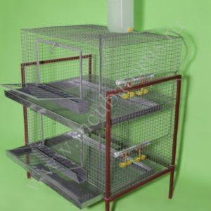 Клетка для кур-несушек на 25-30 голов: отзывы, цена