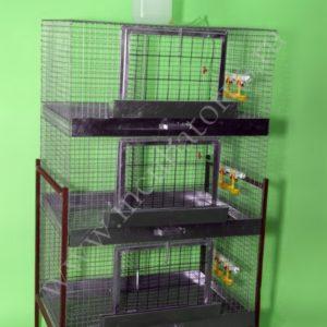 Клетка для кур-несушек на 35-45 голов: отзывы, цена