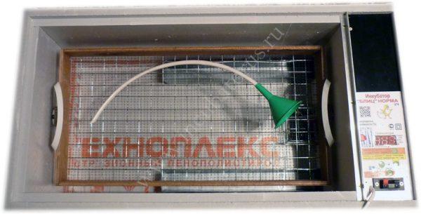 Инкубатор БЛИЦ-Норма: купить, описание, вместимость.