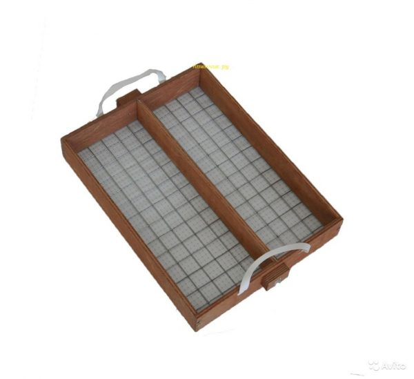 Решетка для перепелиных яиц к инкубатору Блиц Норма