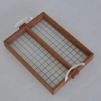 Решетка для перепелиных яиц к инкубатору Блиц 48