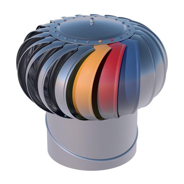 Турбодефлектор. Диаметр 200-250