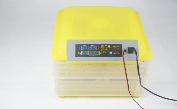 Инкубатор yz-96a 220v+12v