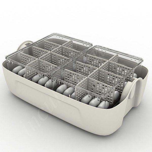 inkubator dlya yaits reptiliy rcom 60 max 2