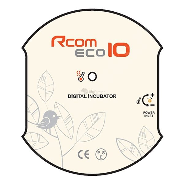 inkubator rcom 10 pro 1