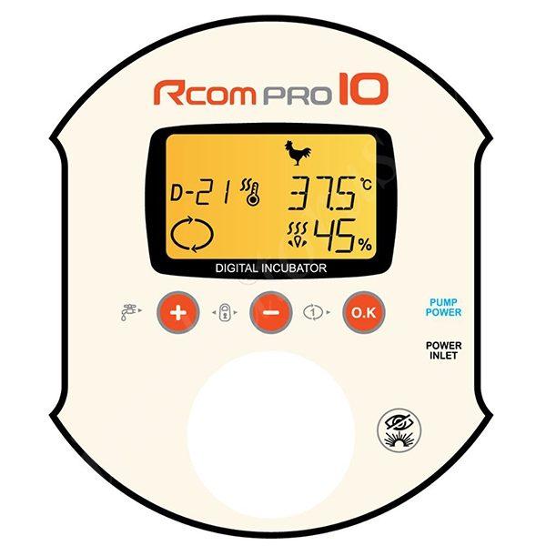 inkubator rcom 10 pro plus 1