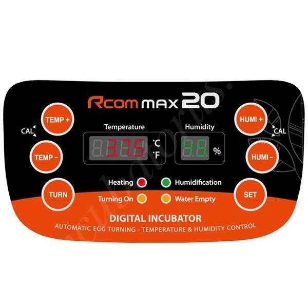 r com 20 max 3