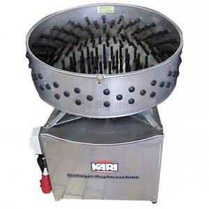 Перосъемная машина KARI 5G фото