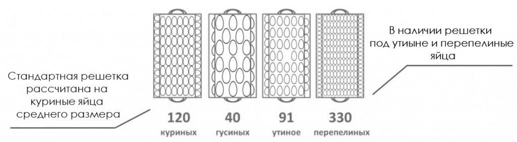 Инкубатор Норма ПАРКА (120)