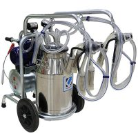 Доильный аппарат cullas g-2ss для коров