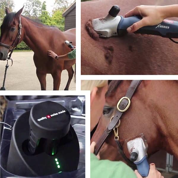 Машинка для стрижки лошадей и КРС heiniger xplorer