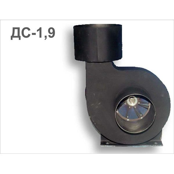 Дымосос 250 Вт 380В левого исполнения (ДС-1,9-380-250-Л)