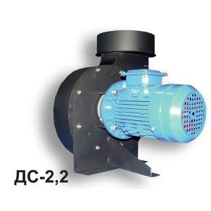 Дымосос 370 Вт 380В левого исполнения (ДС-2,2-380-370-Л)