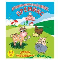 «Добрый селянин» для всех видов сельскохозяйственных животных 500