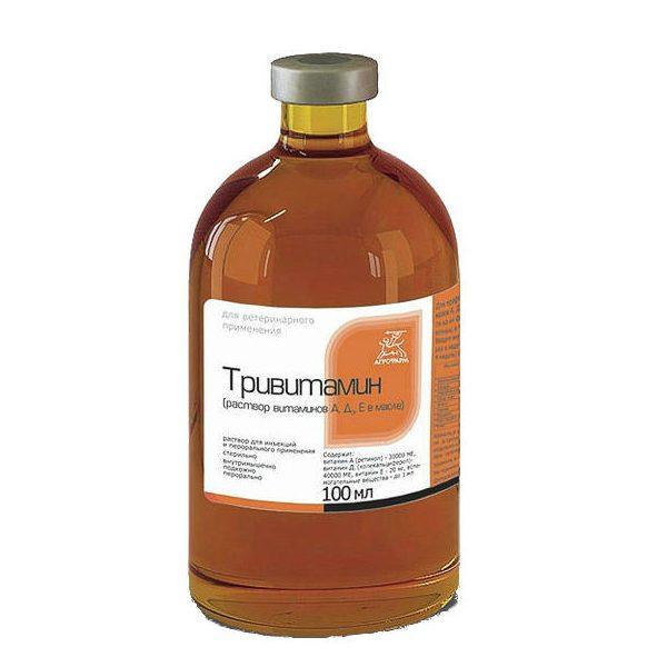 Тривитамин П 100