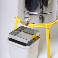 Медогонка Донская пчела, ротор 2-х рамочный с оборотными кассетами