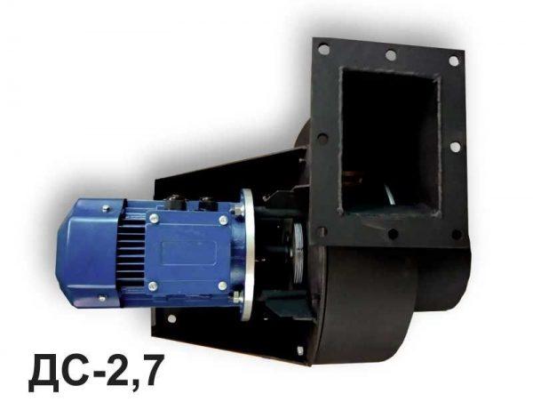Дымосос 2,7 1500 Вт 380В правого исполнения (ДС -2,7-1,5-1500 П)